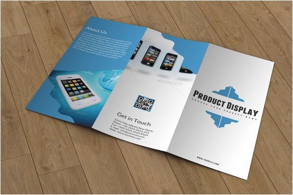franchise brochure template