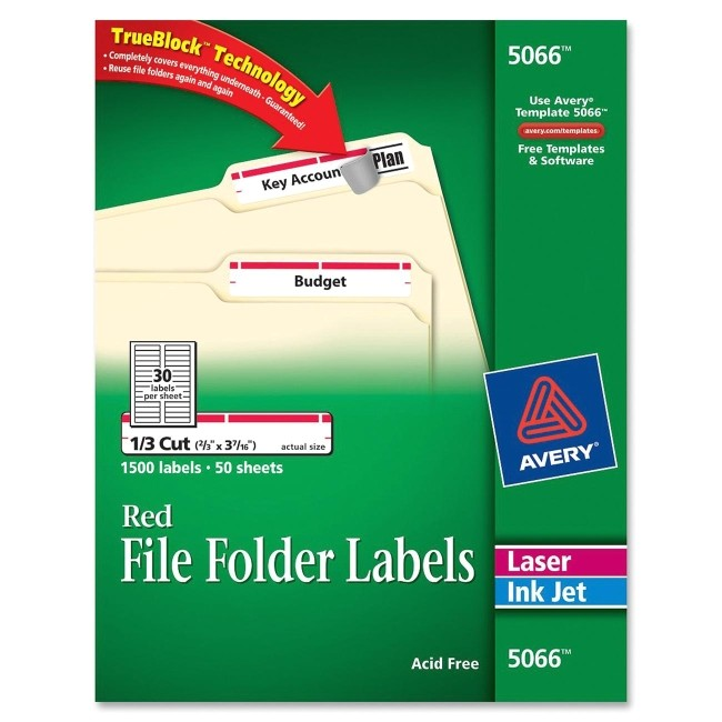 ave5066 avery 5066 filing label