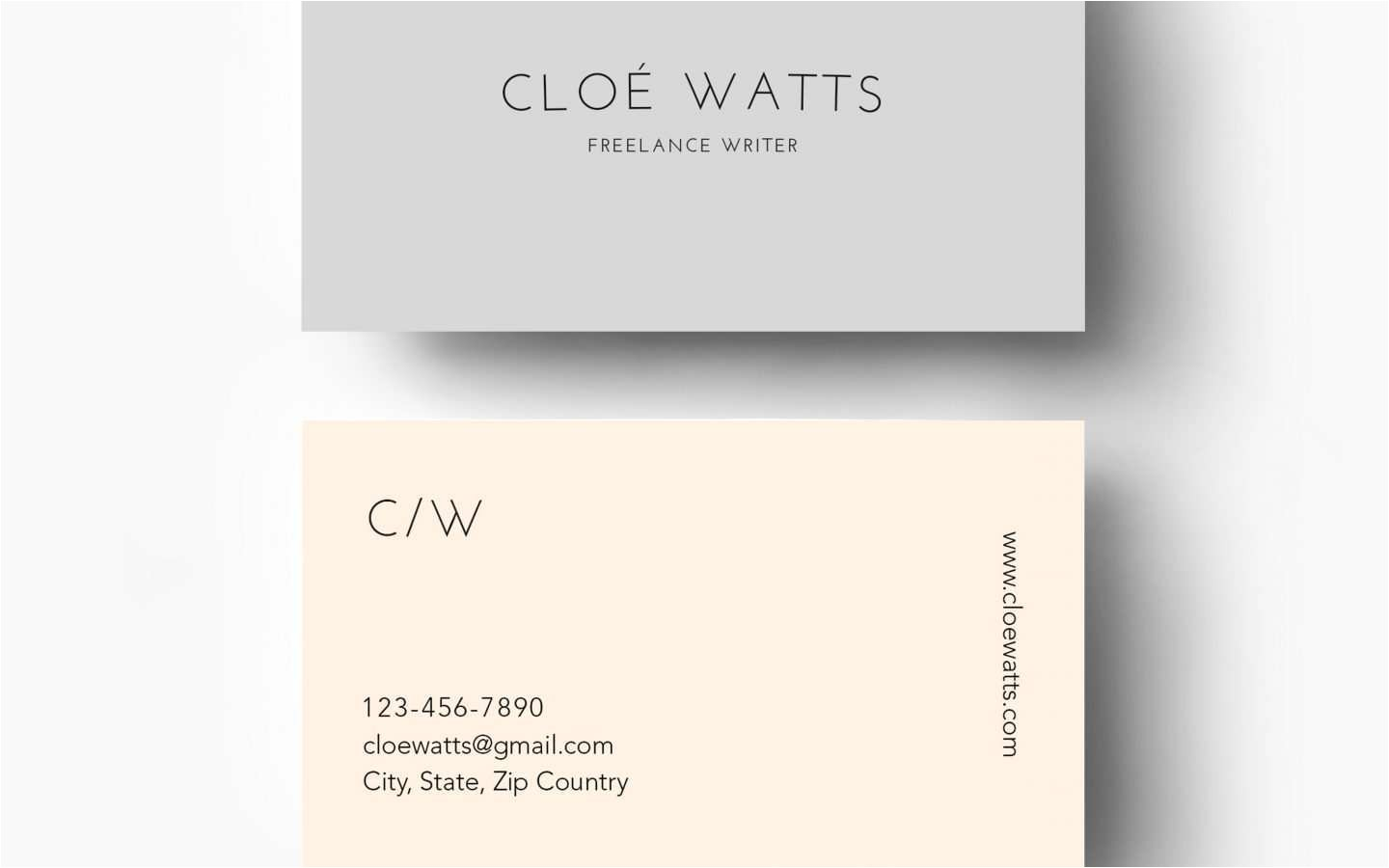 Free Business Cards Templates to Print at Home New 10 Printable Free Printable Business Cards From Home