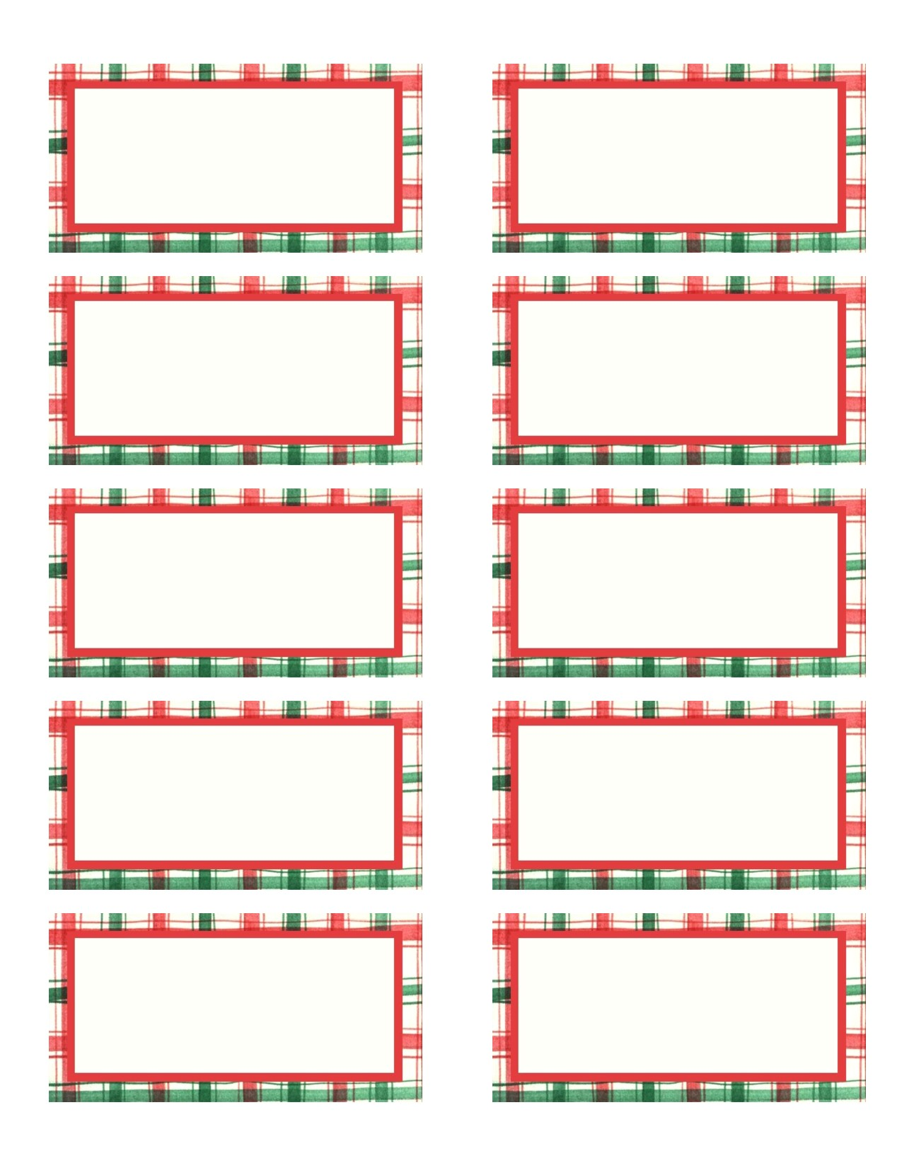 Free Christmas Label Templates Avery Labels 7 Best Images Of Avery Printable Gift Tags Avery