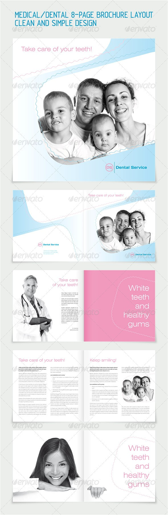 p new doctors office pamphlet template blank 468679
