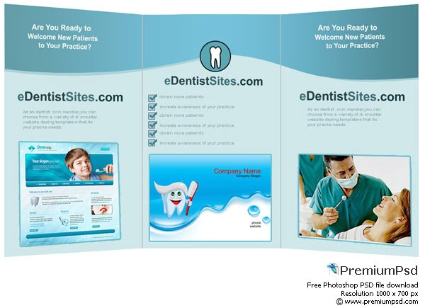 dental chart note templates