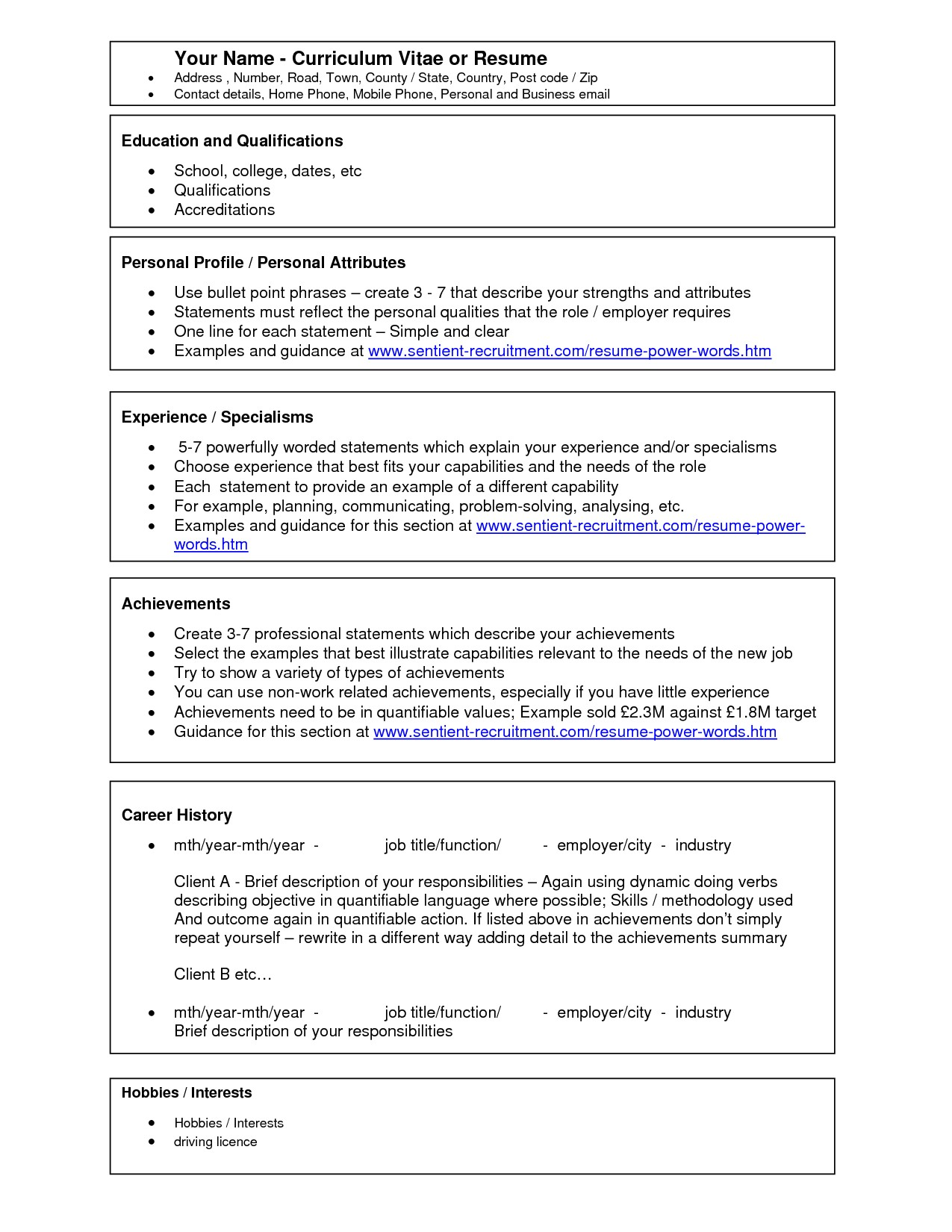 how to use resume template in word 2010 free printable templates download microsoft template