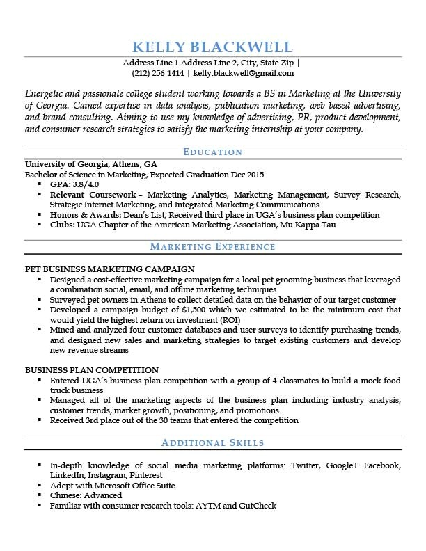 Free Entry Level Resume Templates Career Level Life Situation Templates Resume Genius