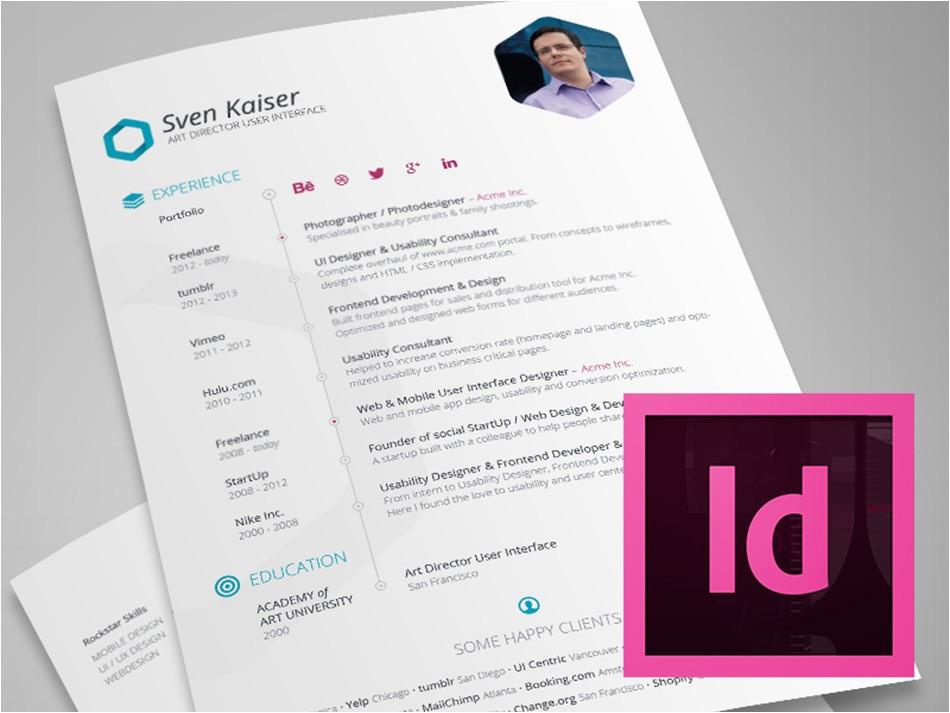 best free design resume templates