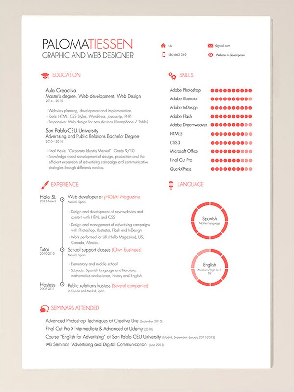 Free Indesign Template Resume 50 Beautiful Free Resume Cv Templates In Ai Indesign