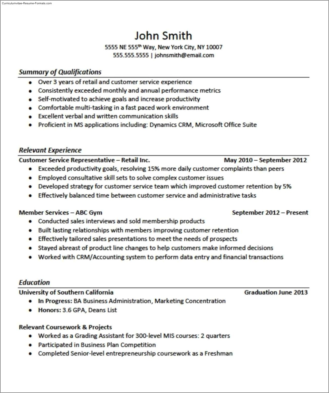 Free Job Specific Resume Templates Job Specific Resume Templates Free Samples Examples