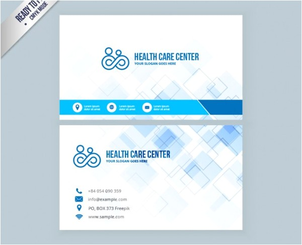 Free Medical Business Card Templates Printable 20 Medical Business Cards Free Psd Ai Vector Eps