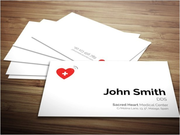 Free Medical Business Card Templates Printable 300 Best Free Business Card Psd and Vector Templates
