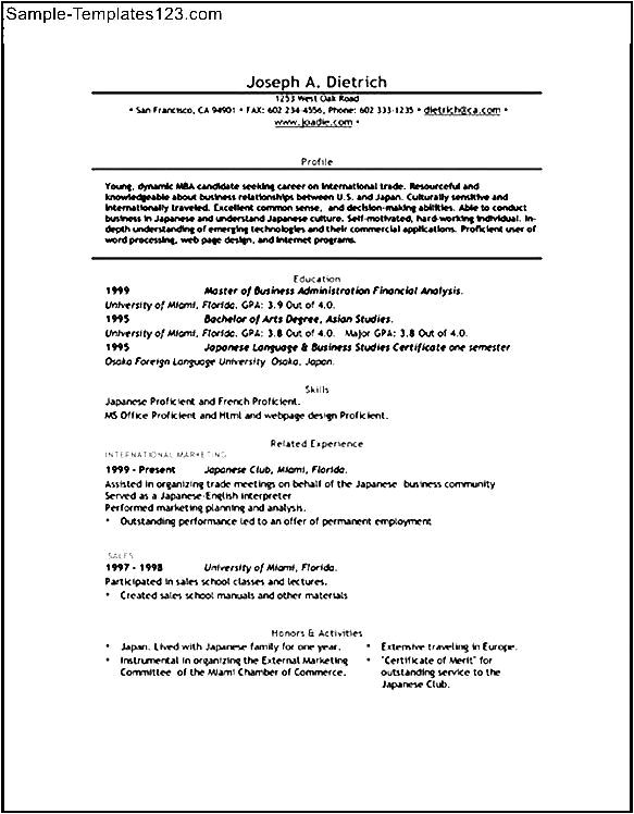 Free Resume Templates for Macbook Pro Free Resume Templates for Mac Madinbelgrade