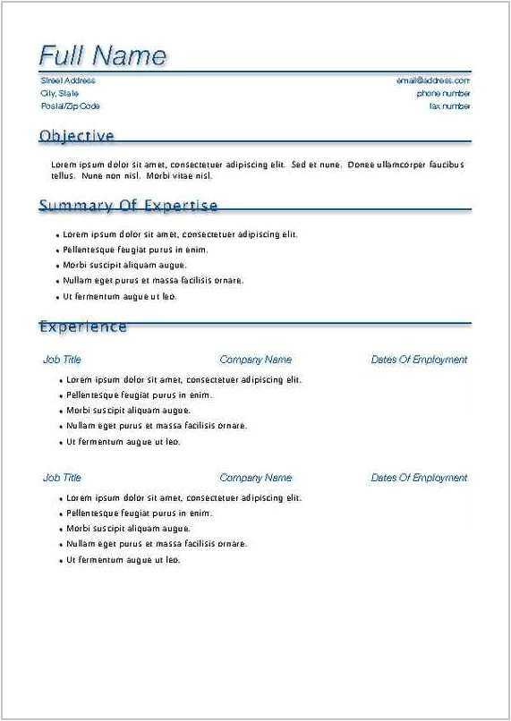 13200 resume template for macbook