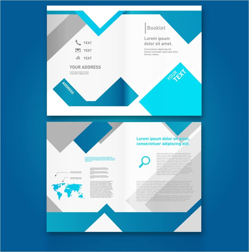 Free Template to Make A Brochure Latest Free Web Elements From May 2014 Css Author