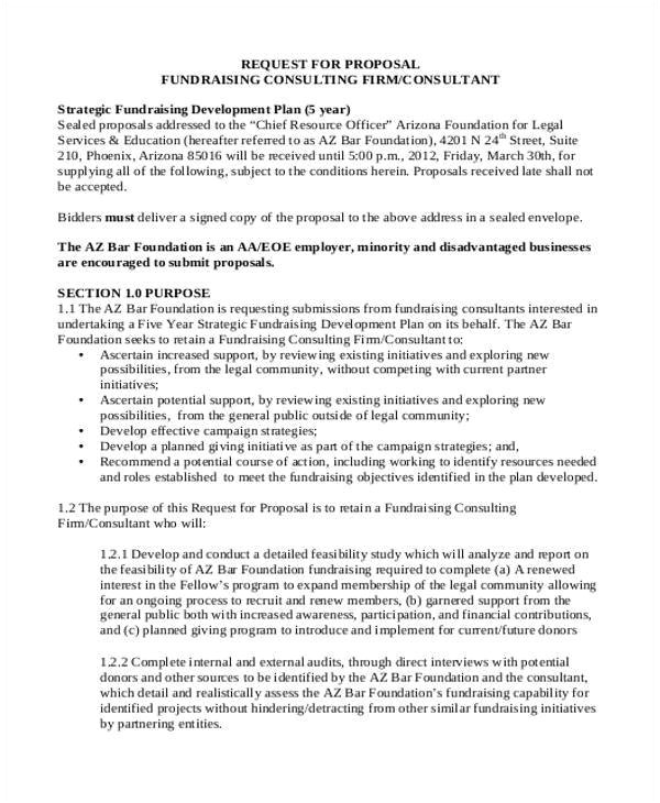 proposal sample in pdf