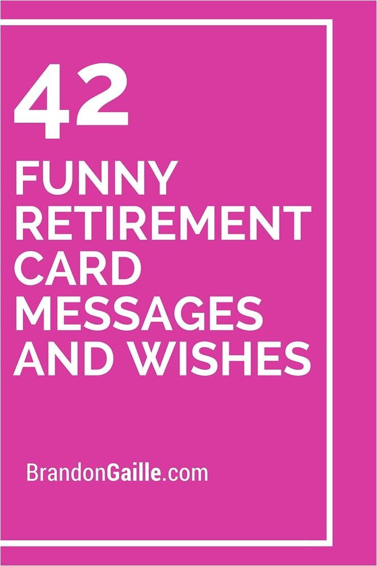 retirement business cards free