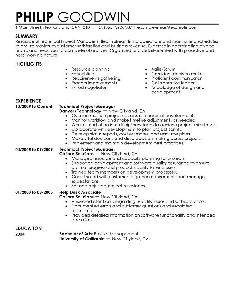 free professional resume templates 2018