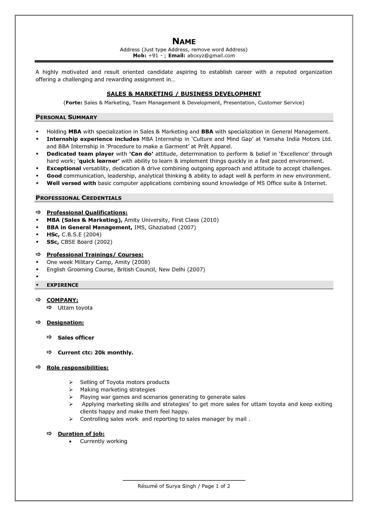 Google Resume Sample 15 Lovely Resume Template Google Drive Resume Sample
