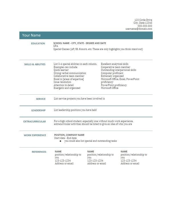 Google Resume Sample Resume Template Google Docs Ingyenoltoztetosjatekok Com