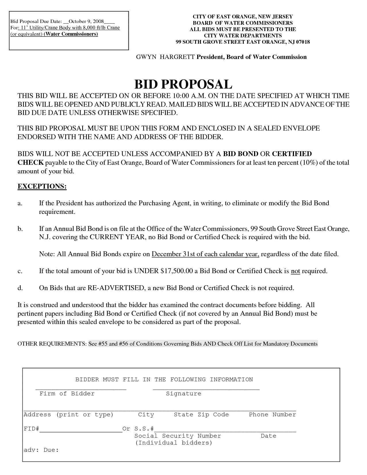 1659 government contract proposal template