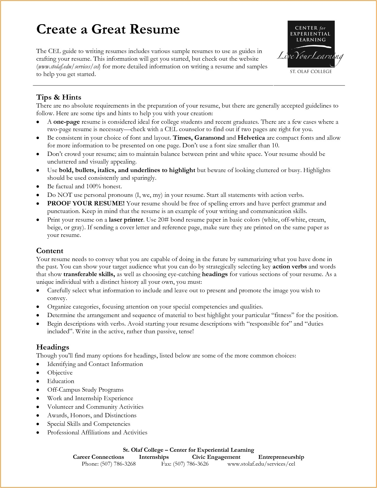 Great Resume Samples 2016 6 Great Resumes Samples Invoice Template Download