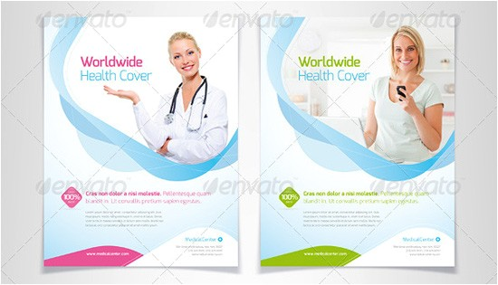 health flyer template medical flyer templates free psd ai eps