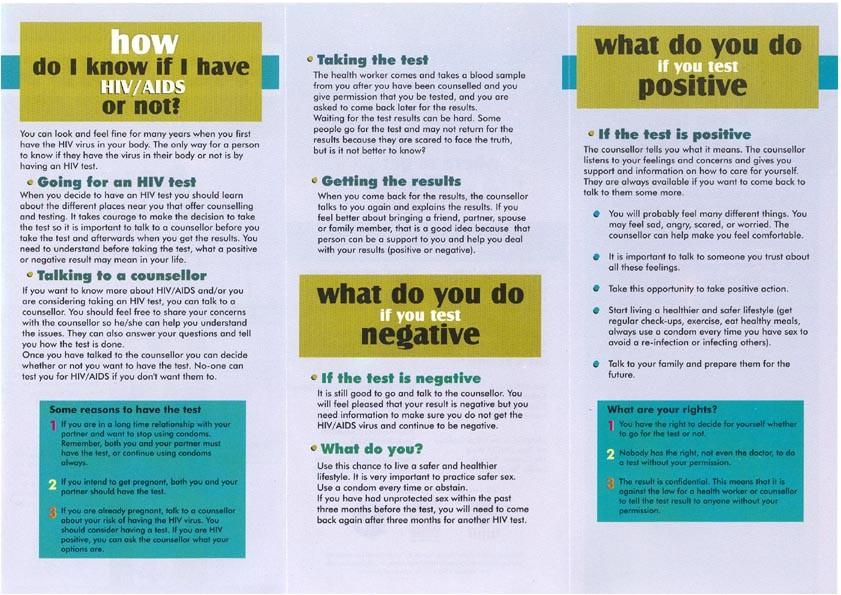 hiv aids brochure hiv aids brochure templates csoforum download
