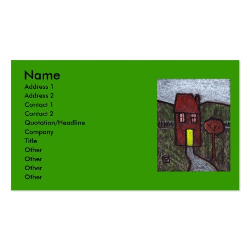 Home Improvement Business Card Template Home Improvement Business Card Template Zazzle