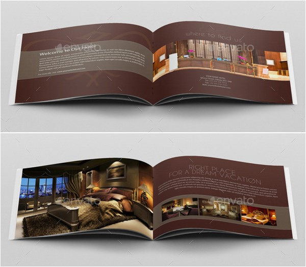 Hotel Brochure Templates Free Download 13 Hotel Brochure Templates Sample Templates
