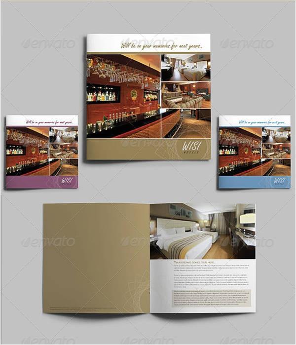 corporate hotel brochures