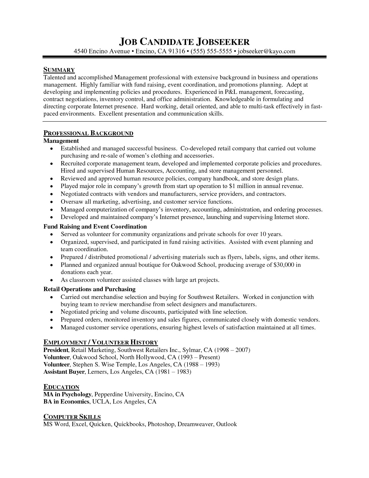 How to List Promotions On A Resume Sample Resume for Promotion Sample Resume Ideas