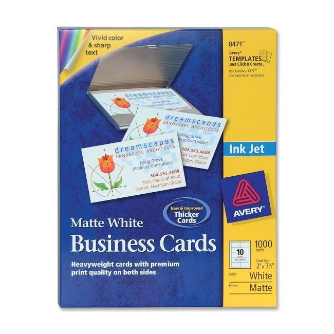 avery 8471 inkjet business card 2674457 prd1