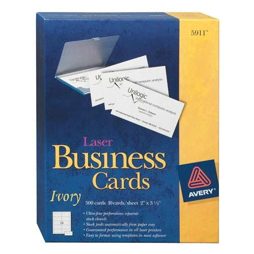 perforated business card ave5376 2172409 prd1