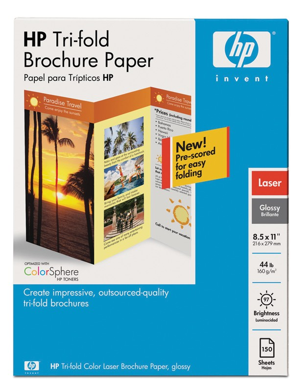 Hp Tri Fold Brochure Template Hp Press Kit 2008 Macworld Conference Expo