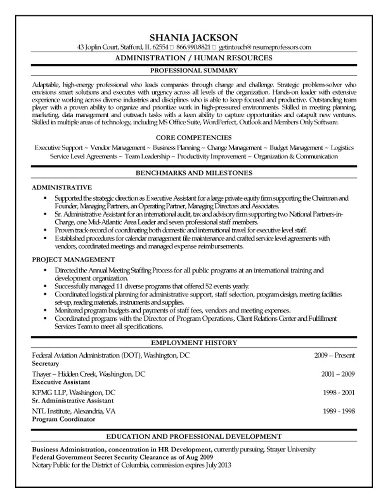 Hr assistant Resume Objective Samples Human Resources assistant Resume Examples Examples Of