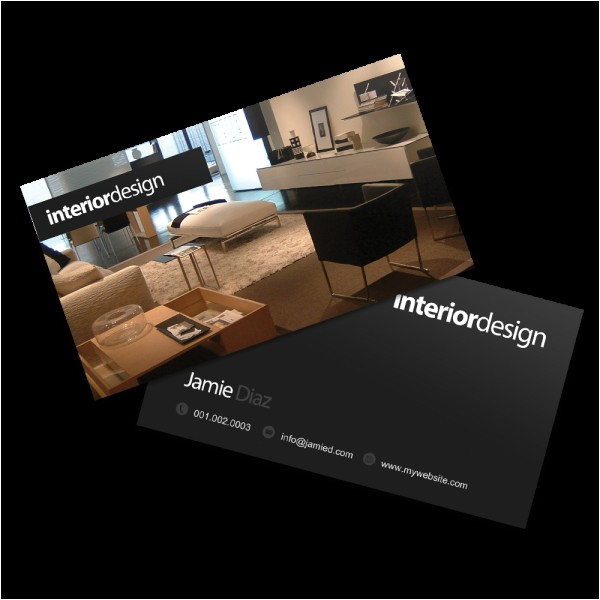 Interior Design Business Cards Templates Free Home Ideas Modern Home Design Interior Design Business