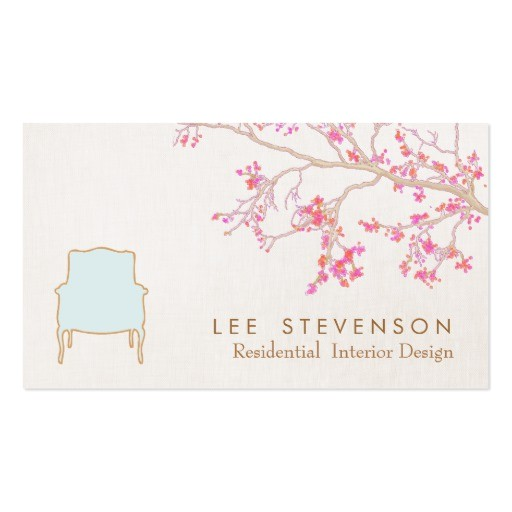 Interior Design Business Cards Templates Free Upholstery Business Card Templates Bizcardstudio