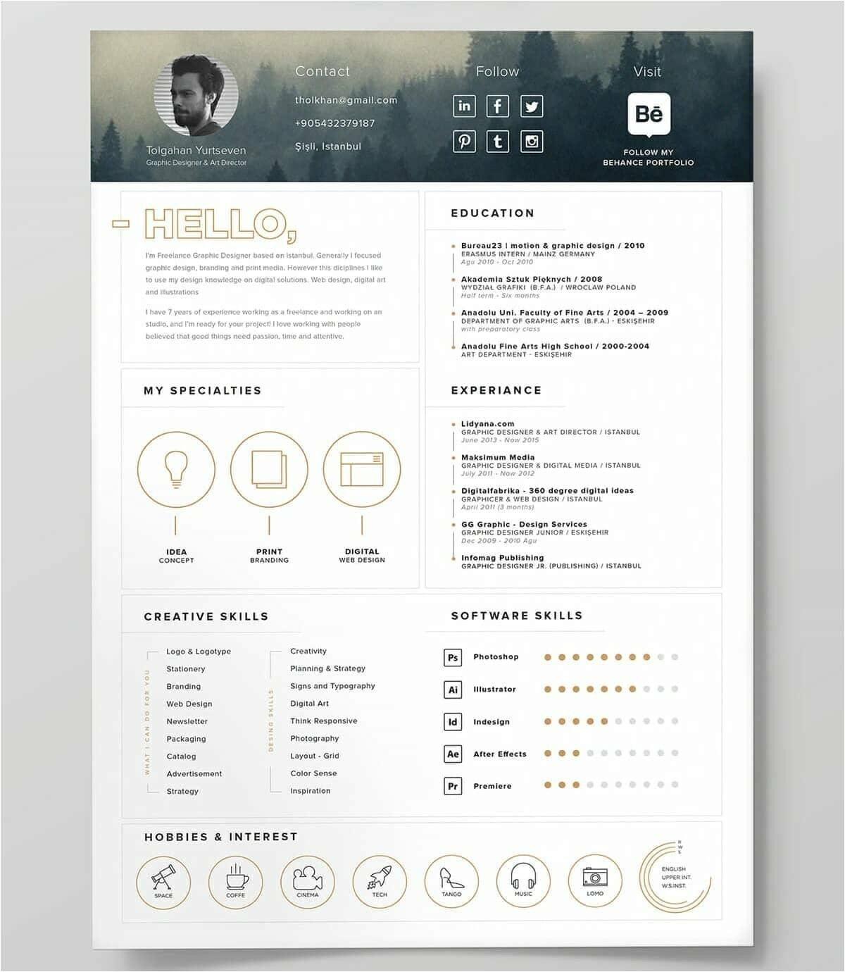 Iworkcommunity Resume Templates Best Resume Templates 15 Examples to Download Use Right