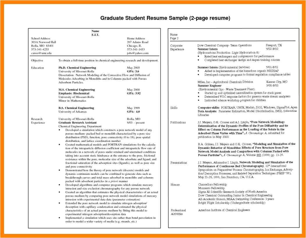 c 23 resume sample