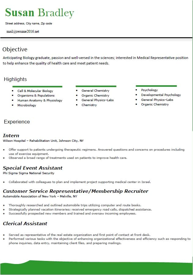Latest Sample Of Resume 2016 Resume format 2016 12 Free to Download Word Templates