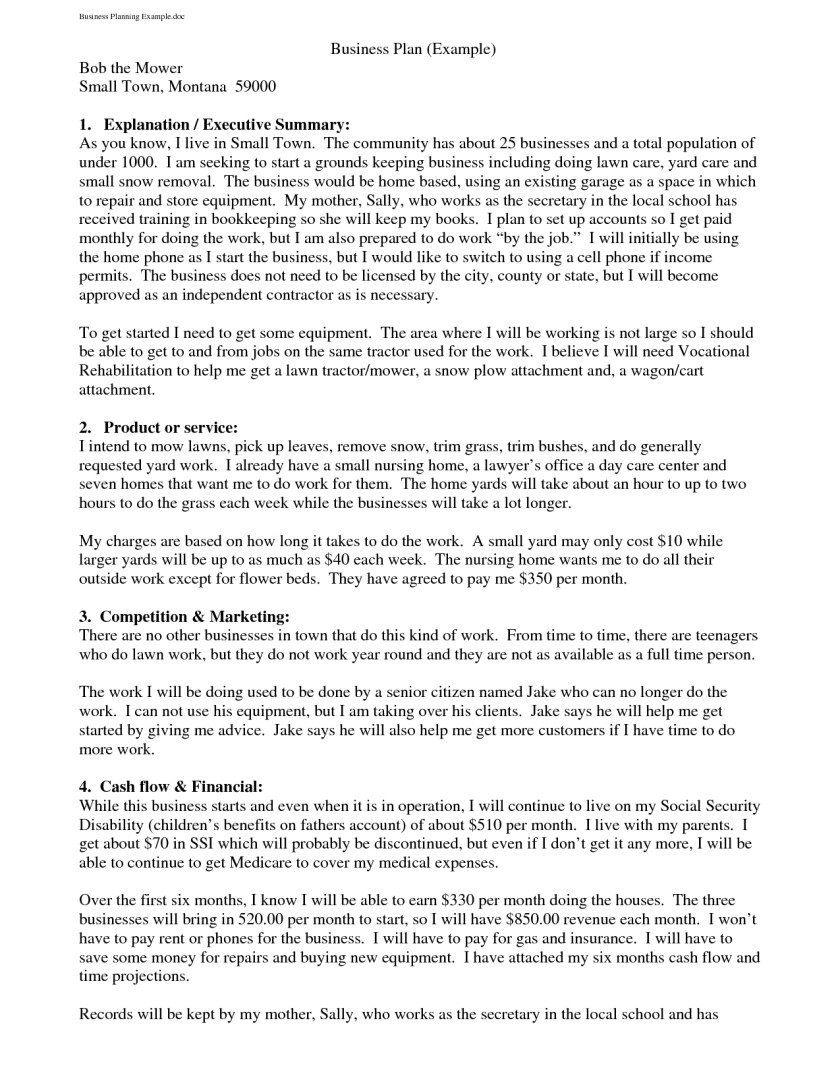 business plan proposal good template legal write killer law firm marketing plus sample wh 1024