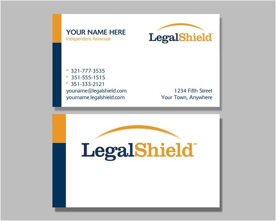 legal shield business cards 2