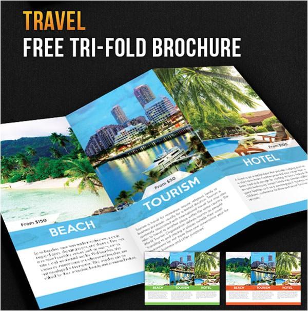 travel brochure designs