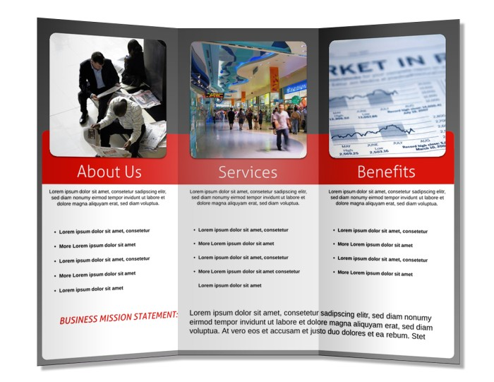 make your own brochure online free