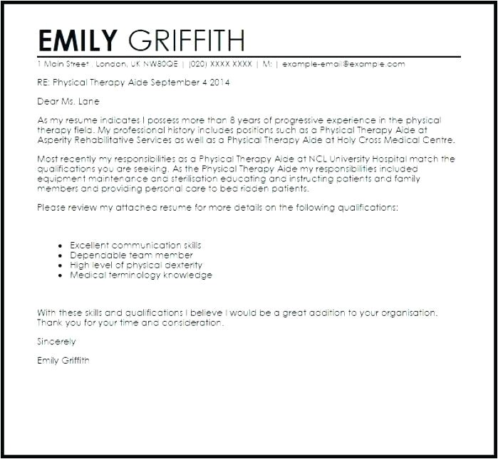 family therapist cover letter