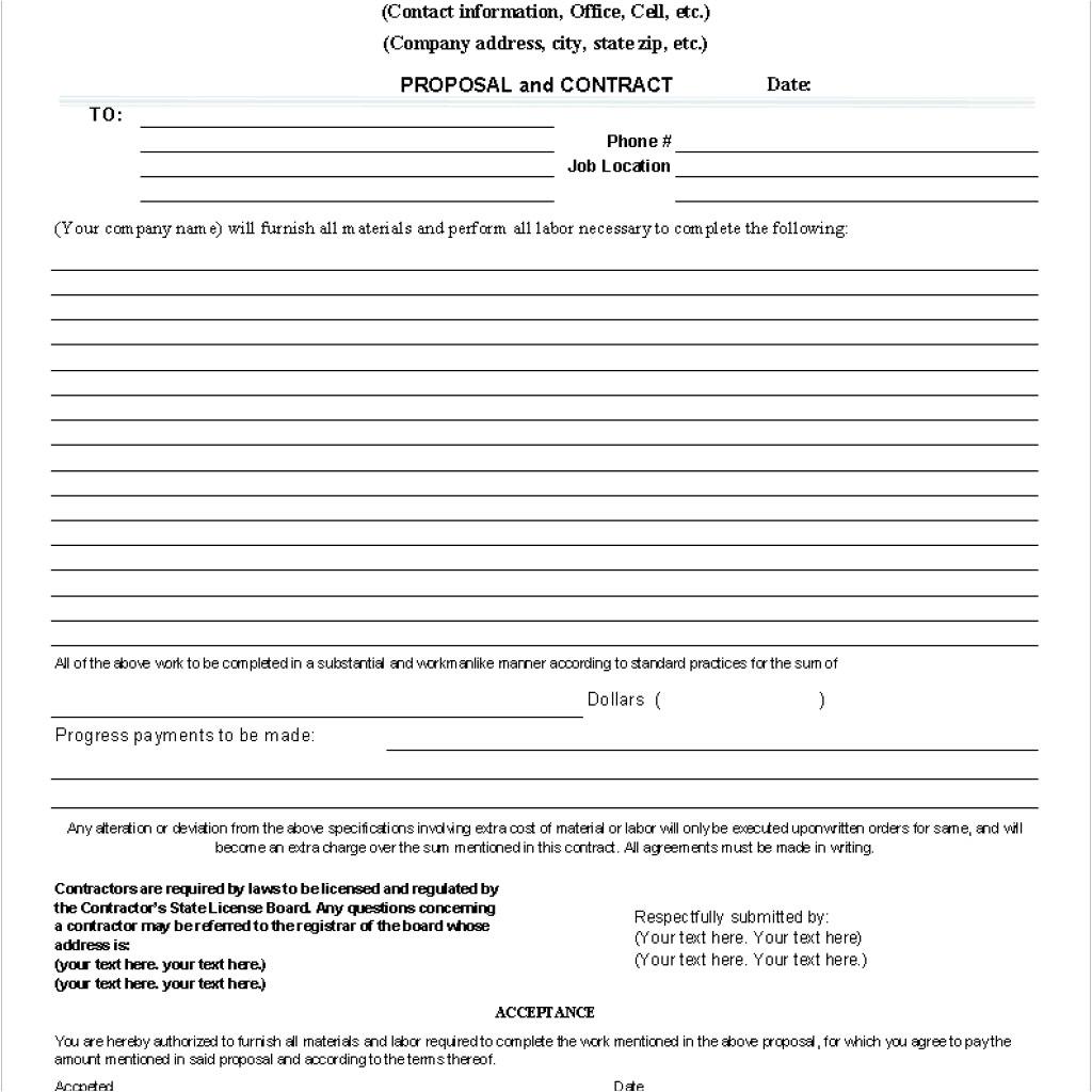 medical billing service invoice