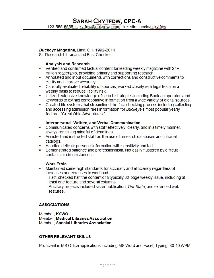 Medical Coder Resume Sample Resume Sample for A Medical Coder Susan Ireland Resumes