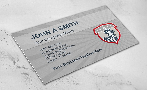 Military Business Cards Templates 14 Military Business Cards Psd Ai Vector Eps Free