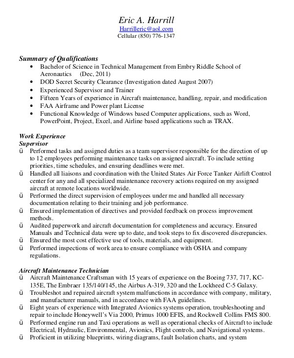 Military Resume Templates Military Resume 8 Free Word Pdf Documents Download