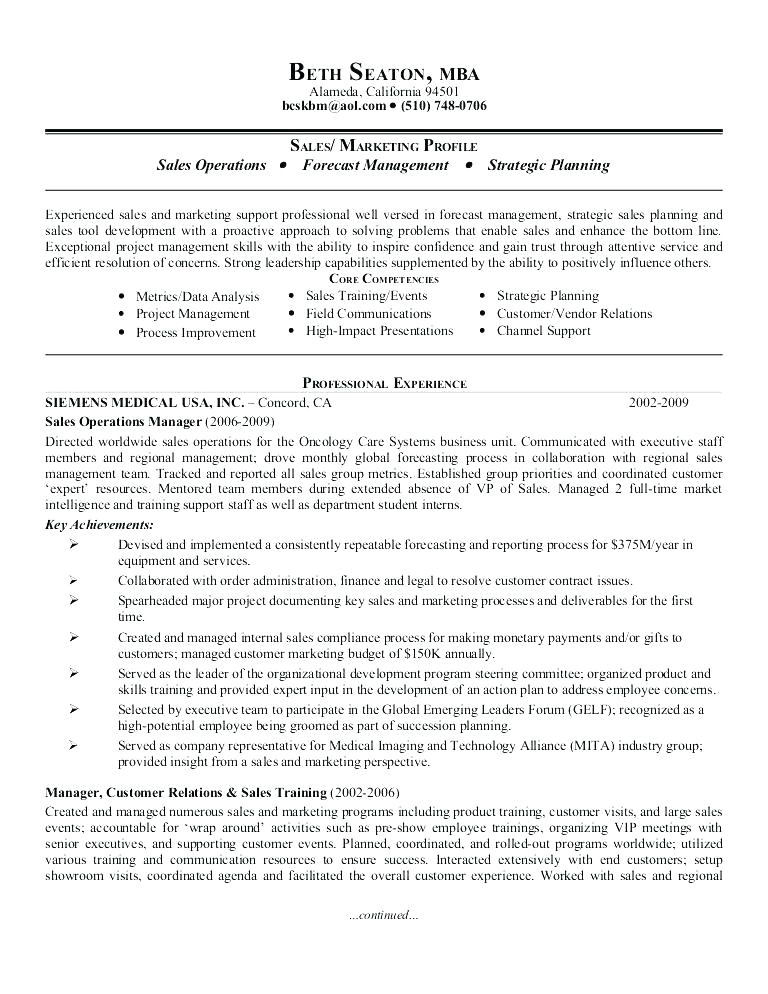 mission support specialist resume sample