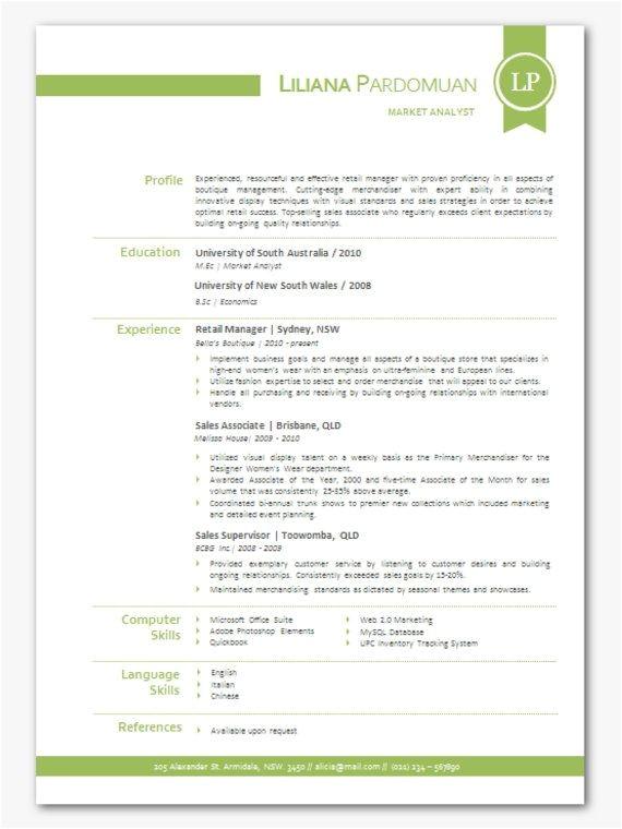 post modern resume templates 35059