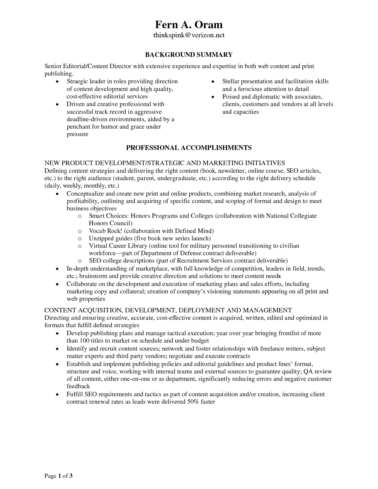monster resume help